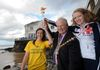 Launch N.Ireland's commitment to the Olympics and Paralympic games in 2012
