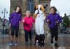 Running for charity, launch Dublin fundraising for @CCDogrescue. IslandSky