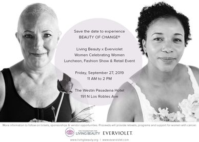 LIVING BEAUTY PROVIDES FREE SUPPORT SERVICES TO WOMEN LIVING WITH CANCER