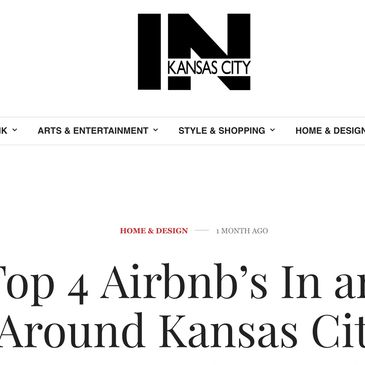 IN Kansas City: #1 of Top 4 Airbnbs