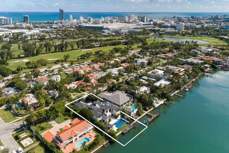 luxury real estate in Miami Beach listed for sale with top realtor Nelson Gonzalez