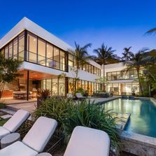 New luxury home in Miami Beach on Venetian Islands listed by top realtor Nelson Gonzalez