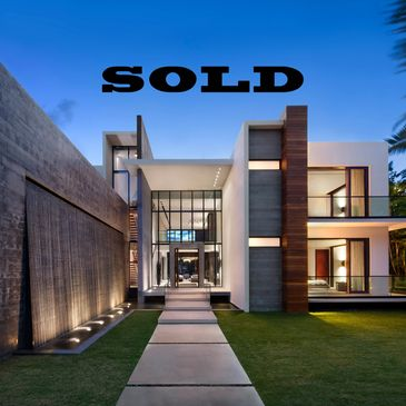 sold luxury homes in Miami Beach by top producing realtor Nelson Gonzalez