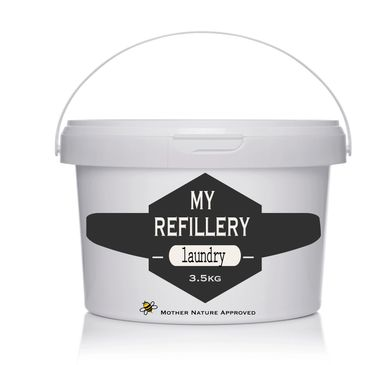 My Refillery all natural laundry detergent powder