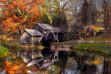 """Mabry Mill"" - limited edition fine art photograph"