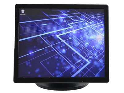 "19"" 5 Wire Resistive Touch Screen Display"