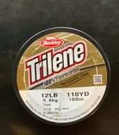 all eyes on fishing podcast products and berkley trilene fluorocarbon.