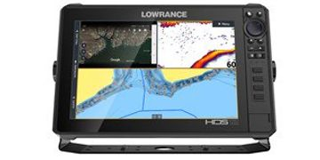 all eyes on fishing podcast products and Lowrance fish finders