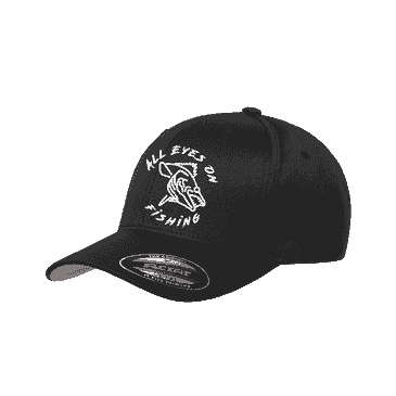 All eyes on fishing logo hats