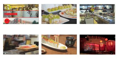 Producer, director & production company brand videos promote restaurant cuisine beverages experience