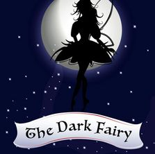 The Dark Fairy dance performance title graphic