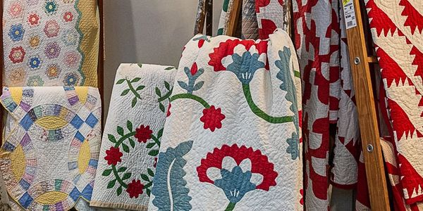 Quilts from Quilt Show Entry