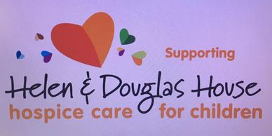 We are proud to support our local Oxfordshire Childrens hospice,  Helen & Douglas House, and will do