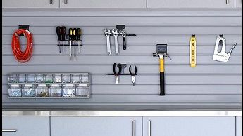 HandiWALL Tool Holders and Workshop Accessories
