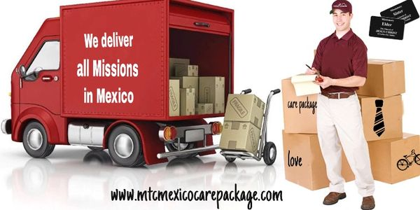 missionary package mexico mtc ccm missionaries carepackage