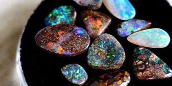 Opals from around the world