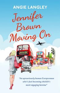 The long awated sequel will soon be released.. To pre-order a signed copy of 'Jennifer Brown Moving