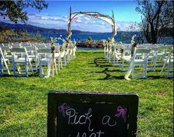 Pebble Cove wedding Orcas Island, Washington; San Juan Islands