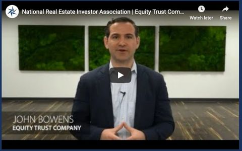 Learn More About How Equity Trust is Supporting the Investing Efforts of National REIA Members
