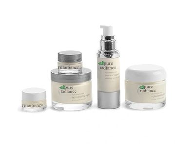 Pure Radiance Natural Skin Care Products