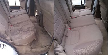 LG MOBILE DETAILING SEATS STEAM CLEAN