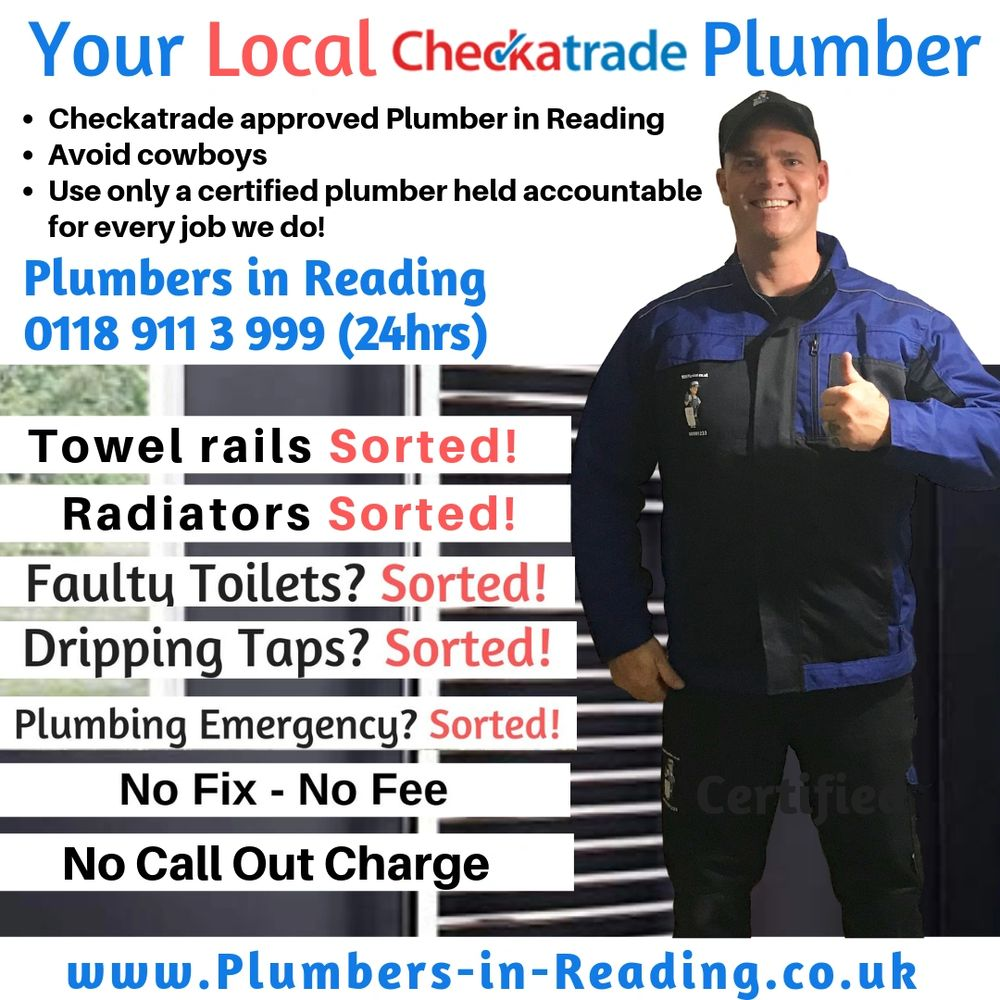 Plumbers in Reading, what we do