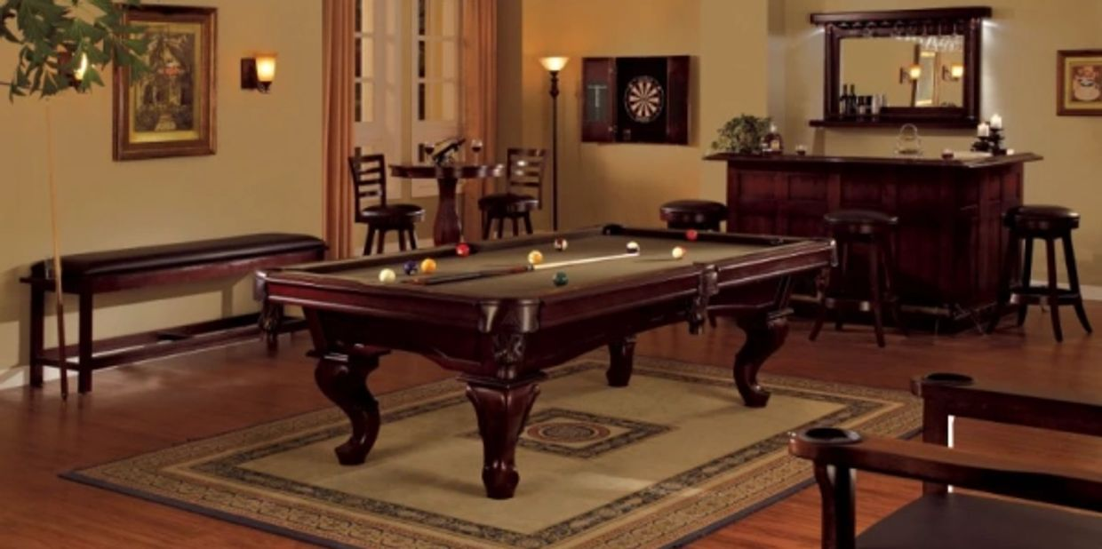 Pool table service and moving