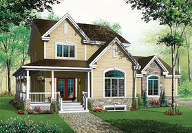 House plan 9583 direct from the designers honor built homes