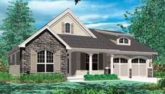 House Plan 2432 country style direct from the designers honor built homes