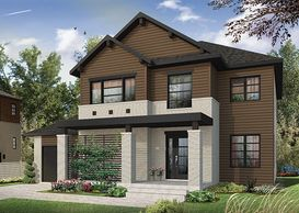 House Plan 9829 Direct from the designers honor built homes