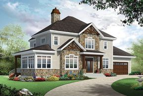 House plan 9830 direct from the designers honor built homes