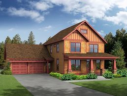 House plan 3029 Direct from the designers honor built homes
