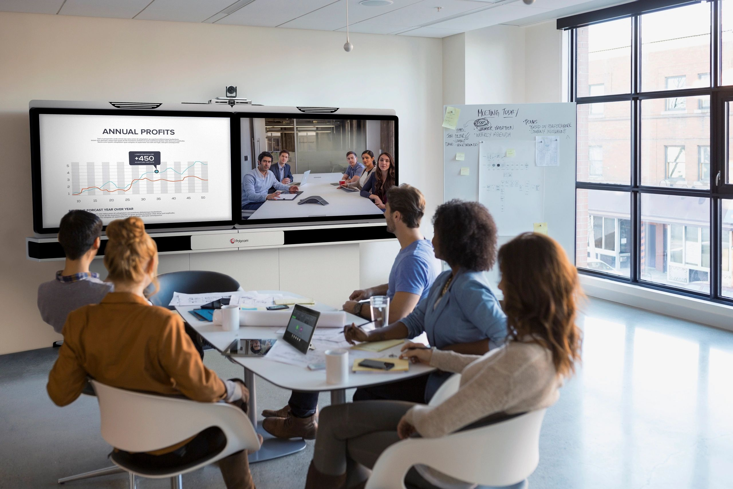 Audio Visual Video Conferencing in San Francisco, Zoom Room, Skype and Blue Jeans.