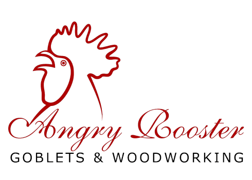 Angry Rooster Goblets & Woodworks