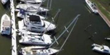 Higgins offers transient slips for boats up to 90 ft LOA in our marina and boatyard in St. Michaels.
