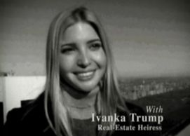 Documentary, Ivanka Trump Is Featured 2003 Born Rich.