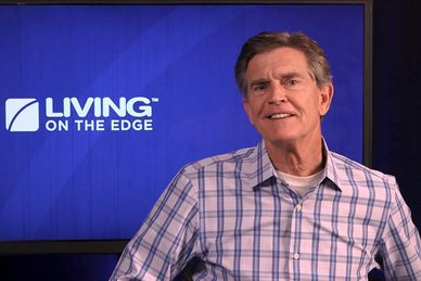 FEATURED MINISTRY, Living on the Edge with CHIP INGRAM - Helping Christians live like Christians.