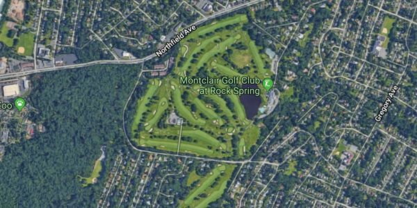 Bird's eye view of Rock Spring Country Club