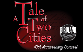 The Tenth Anniversary Reunion Concert of the Broadway musical A Tale of Two Cities.