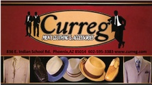 Curreg Men's Clothing