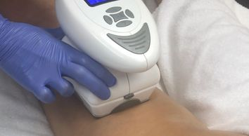 cellulite reduction technology with infrared,led , radio frequency and vacuum similar to endemology