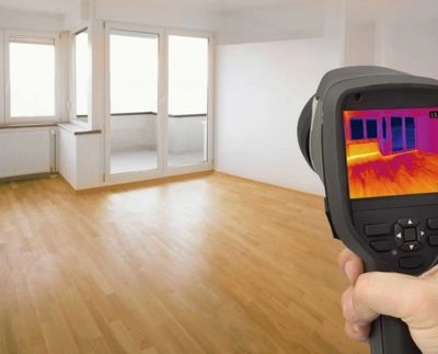 View From A Thermal Imaging Camera