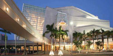 City of Miami Fl Attractions Adrienn Arsht Arts Center. Day or Multiple day trips, schools, churches