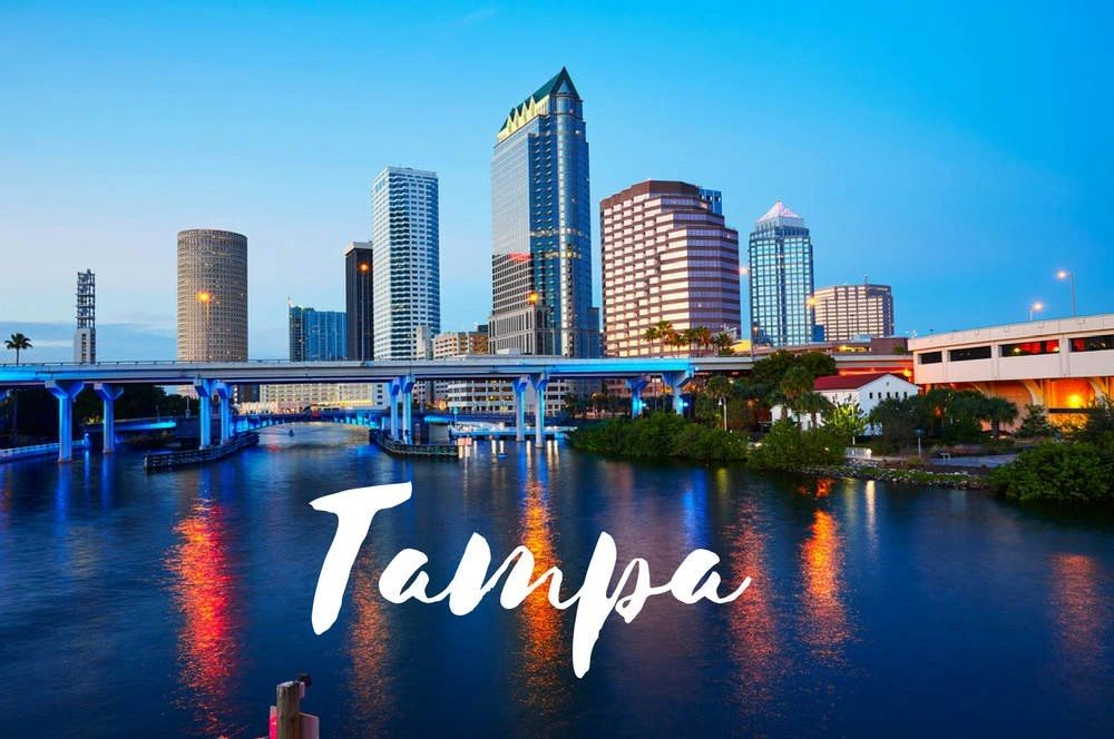 Tampa Florida Charter Bus Rental Transportation Company for groups on tour charter and coach rentals