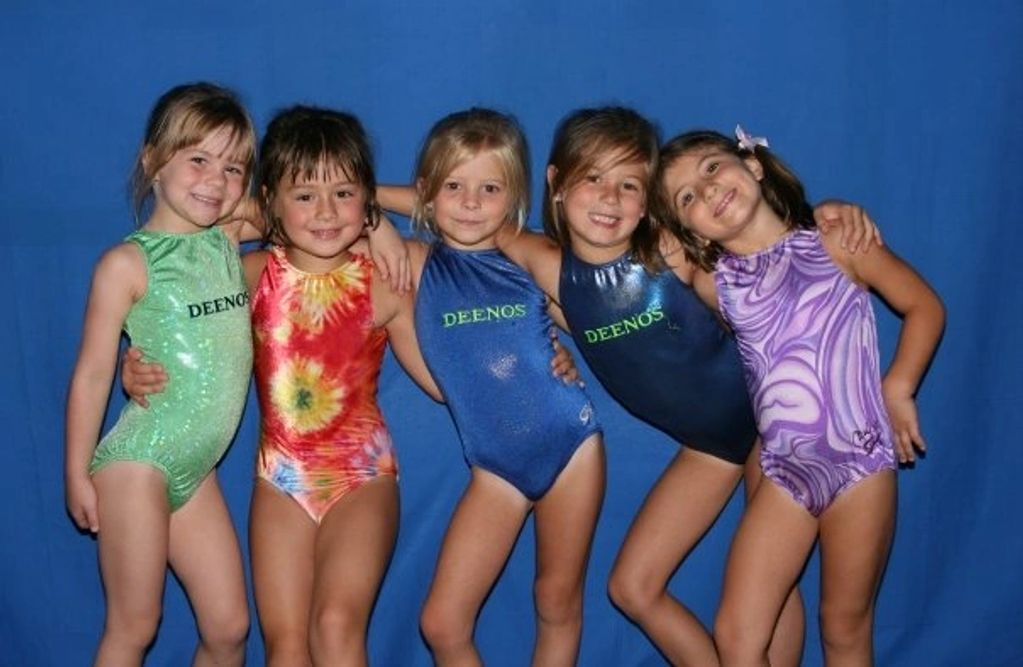 Happy Gymnasts