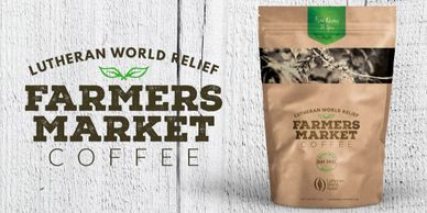 Lutheran World Relief Farmers Market Coffee