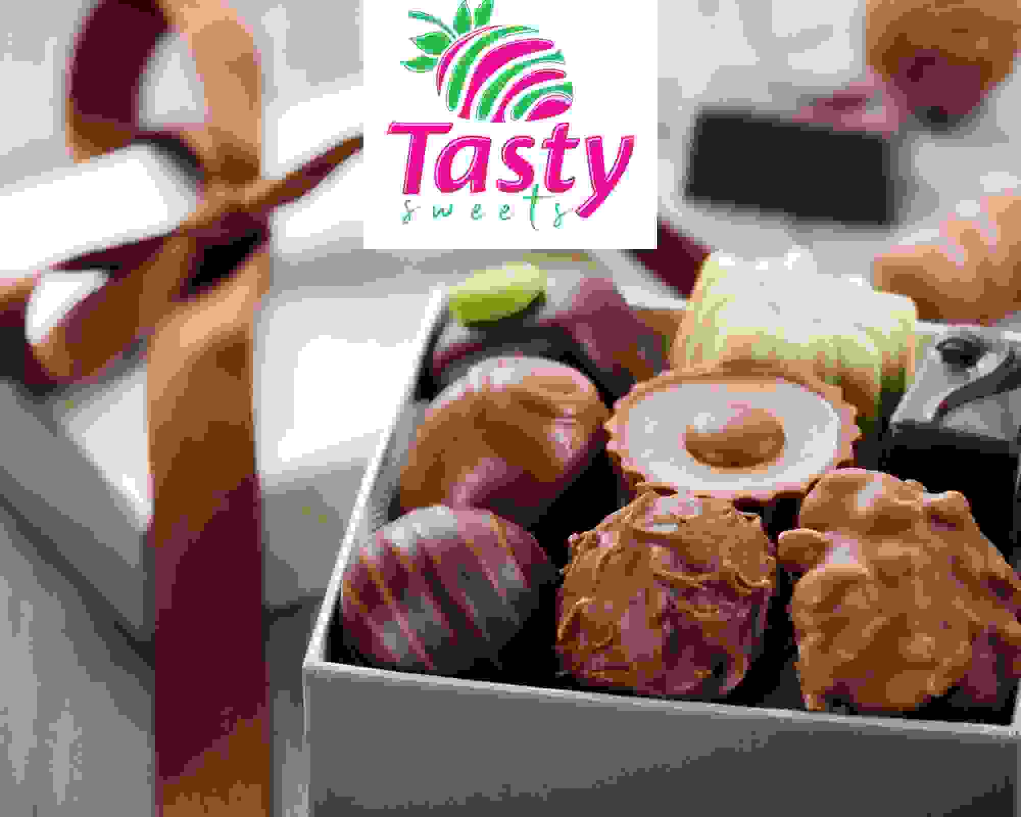 Tasty Sweets Gift Cards for Dipped Chocolate