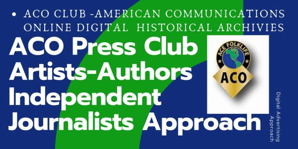 ACO Club Archivists, Authors, Copywriters, Editors, Independent Journalists, Practitioners, Events