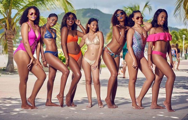 f5a4c014868ef Beautiful and Talented St.Maarten Ladies-Teen Times Photo Shoot- Kerwan  Celestine ...