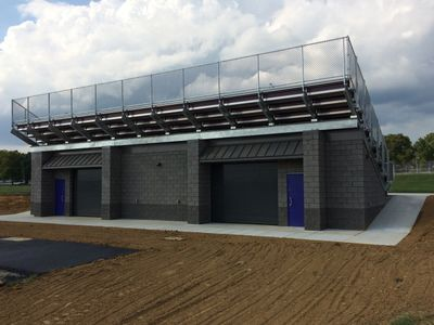 Ephrata School District Track Storage Building
